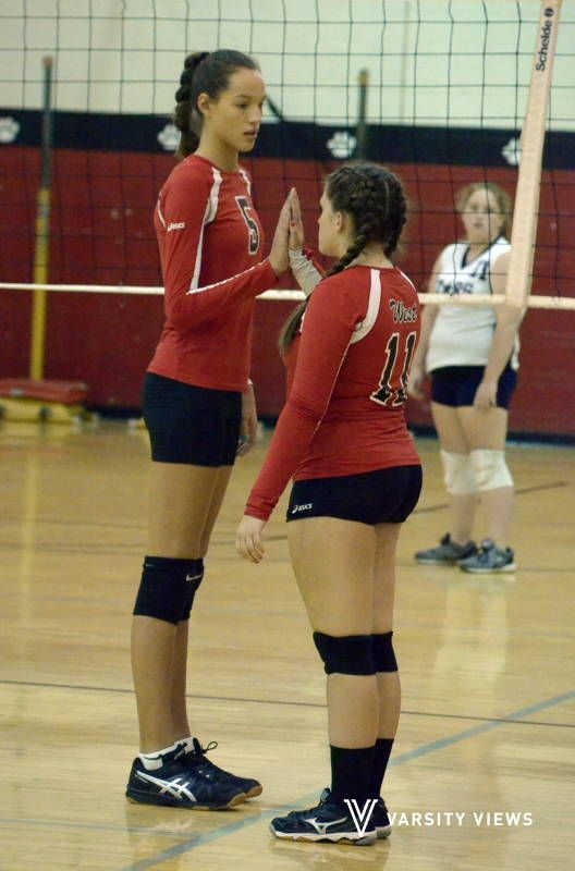 Tall volleyball sexy girl