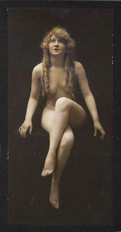 Little french girl nude