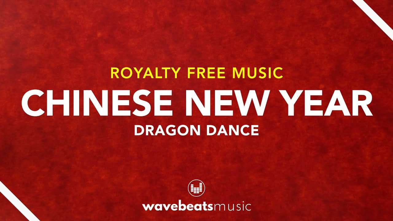 Royalty free chinese new year music