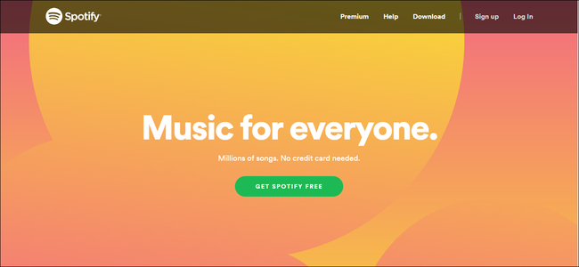 Play music free music streaming services