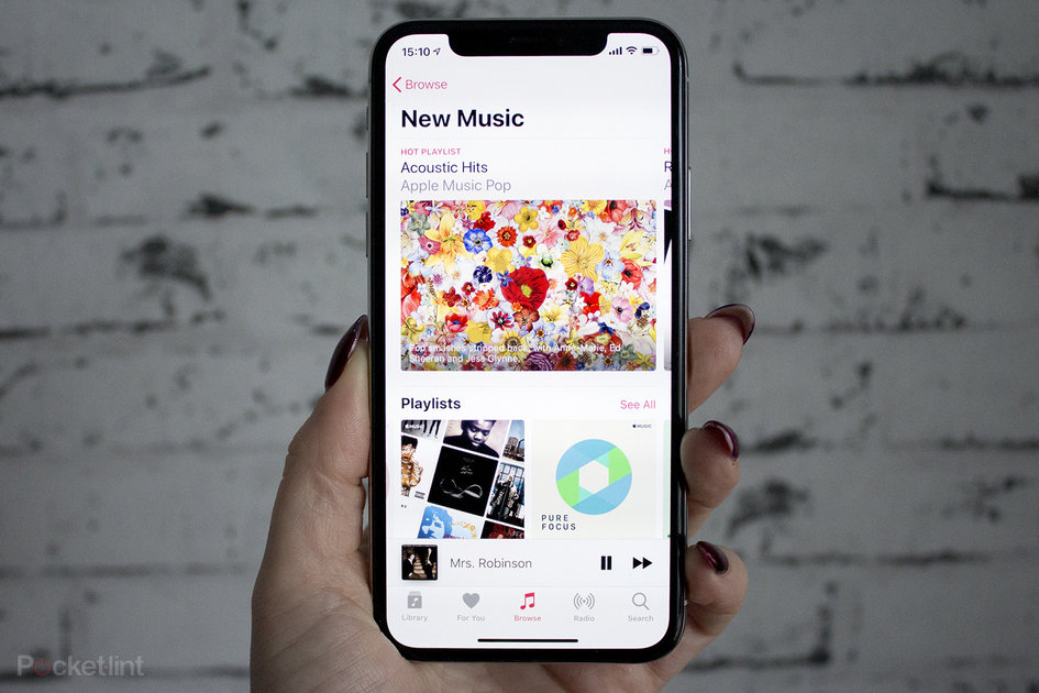Apple music new releases not updating