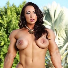 Female porn stars with sexy muscular legs