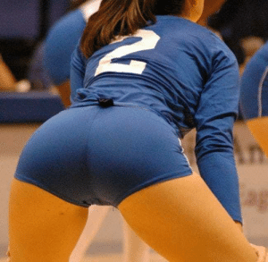 Girls with the hottest ass