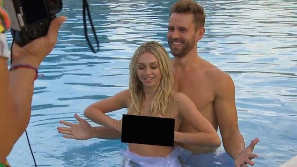 Girls from the bachelor naked pictures