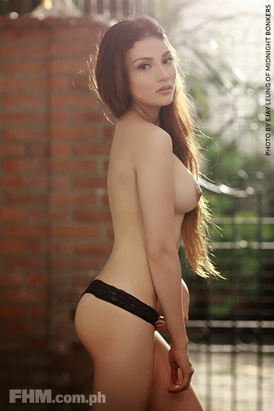 Fhm philippines topless nude