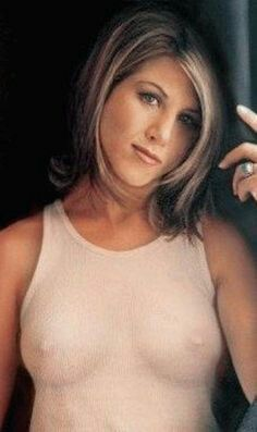 Sexy naked pictures of jennifer aniston