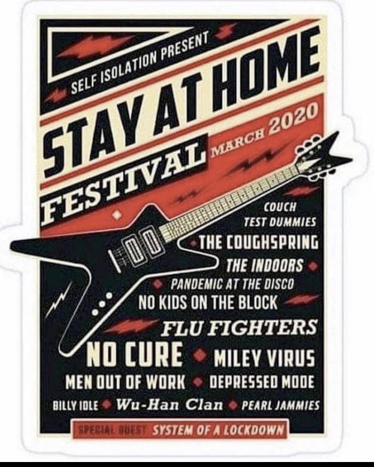 At home festival