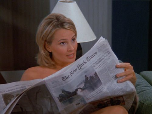 Girl off of seinfeld nude