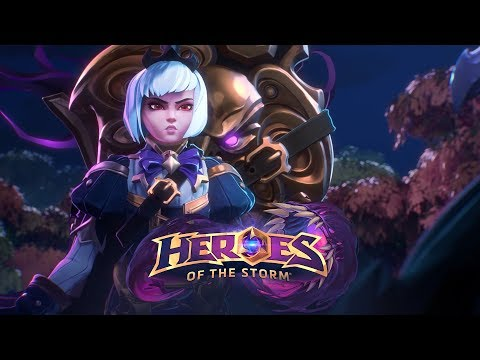 Heroes of the storm rule 34