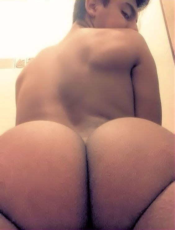 Nude men with big butts