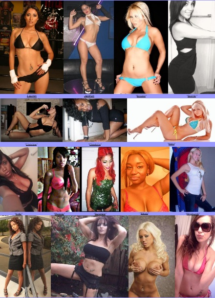 Ohio female strippers naked