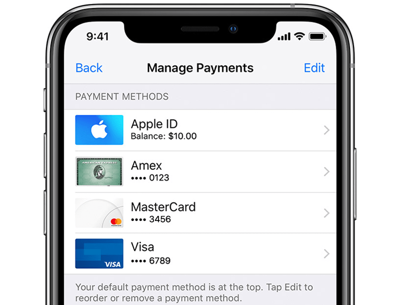 Pay apple music subscription online