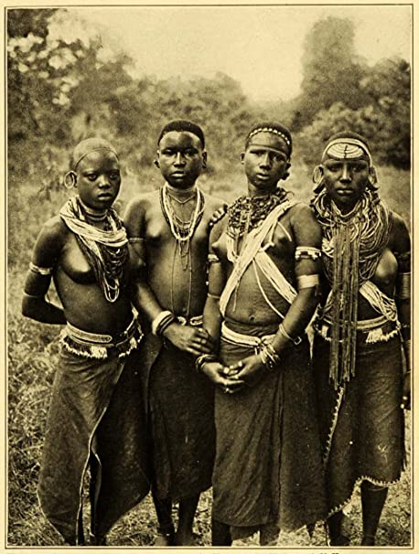 Very young nude african tribal girls gallery