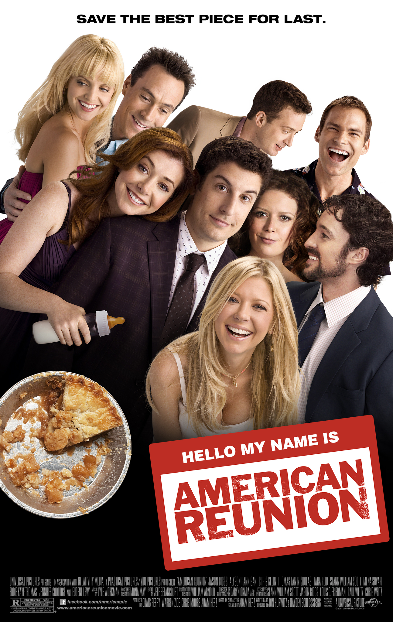 What is american pie about movie naked girls