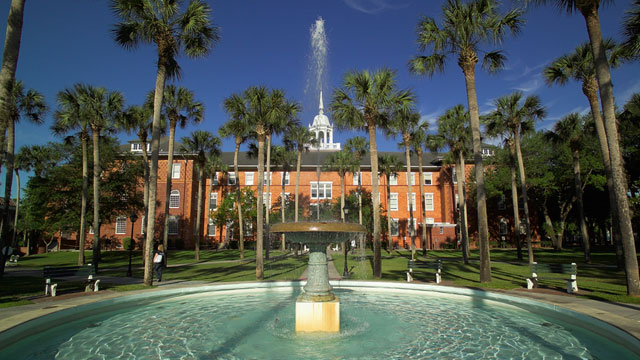 Where is stetson university in florida