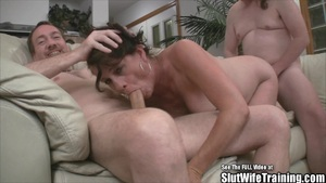Wife trained to be a slut