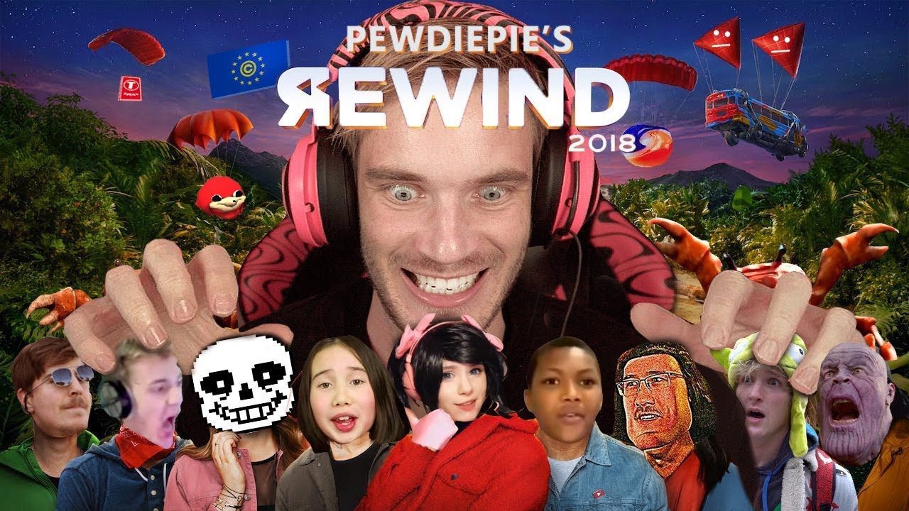 Youtube rewind 2019 but its actually good